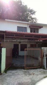 (R0751) Double Storey Terrace House for Rent