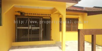 (R0213) Single Storey Terrace House For Rent