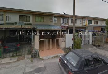 (R0357) Double Storey Terrace House For Rent