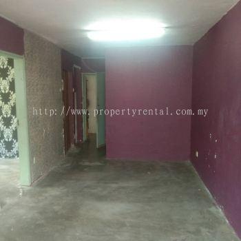 (R1187) Apartment to rent @ Cheras