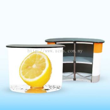 Promotion Counter or Sampling Booth Series-Pop Up Table-TPT
