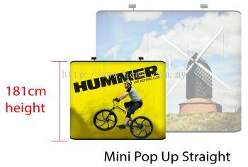 MINI POP UP STRAIGHT 3X3