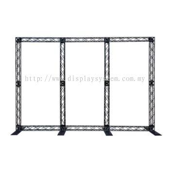 mini truss system 14 x 8 feet