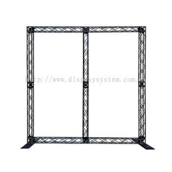 mini truss system 8 x 8 feet