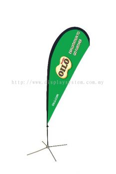Flag Banners 4 Meter Stand (SF4 type B)