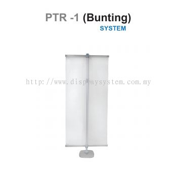 PTR-1 bunting stand
