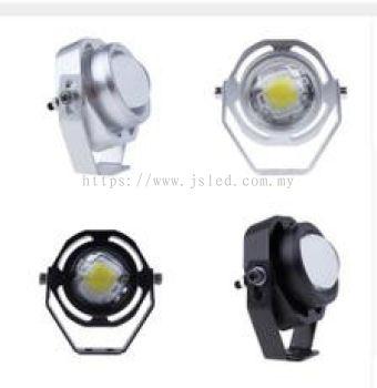LED Spotlight 10W Octagon