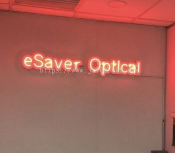 LED NEON RED - eSaver Optical Penang