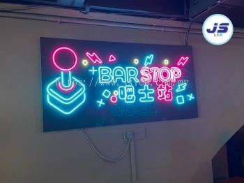 LED NEON - Bar Stop SP