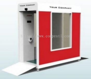 Personal Spray Booth - Model 2