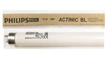 Philips Actinic BL Light (non-shatterproof) - 15w