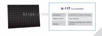 A117 Fly Glue Board