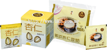 3-in-1 Instant Premix Apricot Kernels Powder