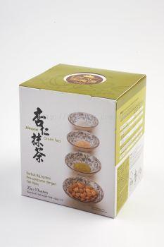 Green Tea - Premix Apricot Kernels Powder