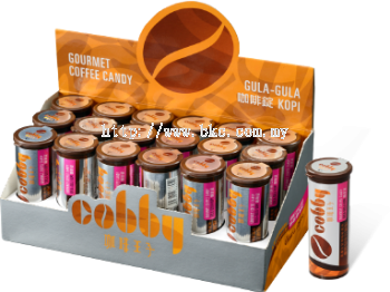 COBBY Coffee Candy