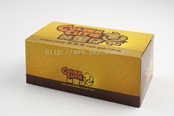 Golden Cutie Lemon Candy