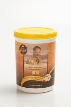 Premix Apricot Kernels Powder with Ginger (450g)
