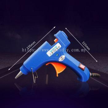 0426, glue gun, hot melt glue gun 20w