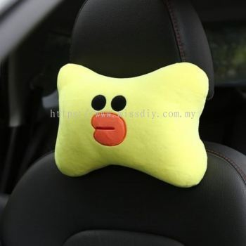 0726, Car pillow 2pcs