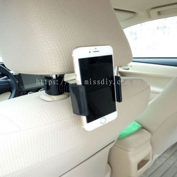0742, Car back seat phone holder