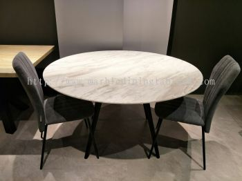 Natural Marble Dining Table 6 seater