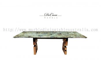 Green Granite Dining Table