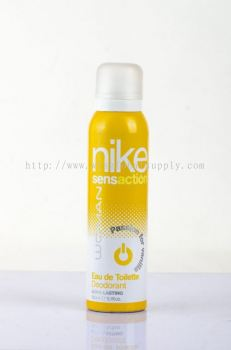 Nike Sensaction Woman EDT Deodorant 150ML (PASSION FOR VANILLA)