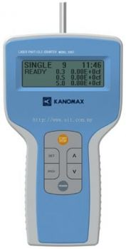 3887 - Kanomax Handheld Laser Particle Counter