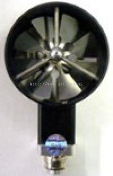 AP275 - 2.75 Inch Rotating Vane Anemometer Probe