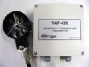 TAT420 - Air Velocity & Temperature Transmitter