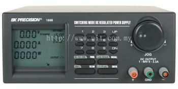 Programmable DC Switching Power Supplies Model 1696