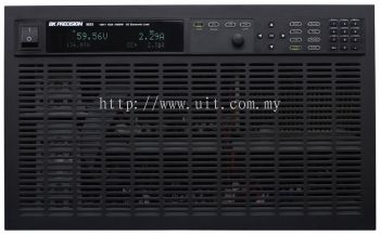 Programmable DC Electronic Loads Model 8625