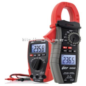 Digital Multimeters & Clamp meters