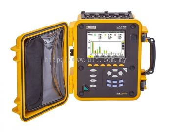 Qualistar Power & Energy Quality Analysers - C.A 8436