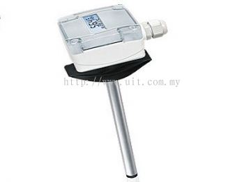 Duct Humidity & Temperature Transmitters HDTT-series