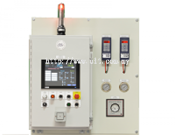 Nitrogen Methanol Control System