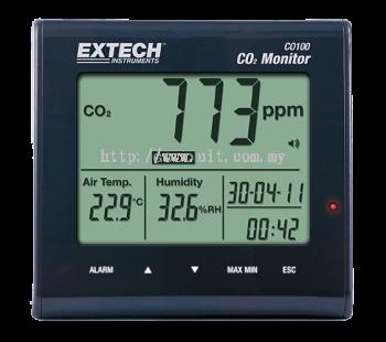 Carbon Dioxide (CO2) Meters - Extech CO100
