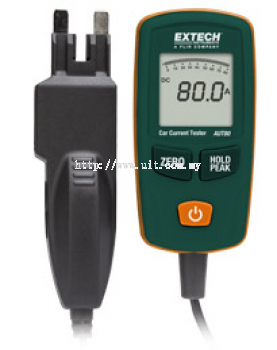Automotive Current, Circuit, and Relay Testers - Extech AUT80