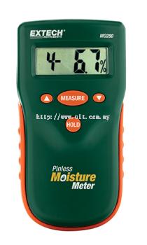 Pinless Moisture Meters - Extech MO280