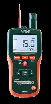 Combination Moisture Meters - Extech MO290