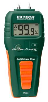 Combination Moisture Meters - Extech MO55