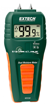 Combination Moisture Meters - Extech MO55W