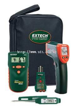 Moisture Meter Kits - Extech MO280-KH