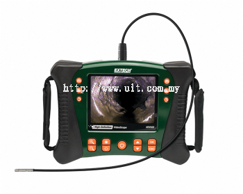 Industrial HDV-Series Borescope Cameras - Extech HDV610
