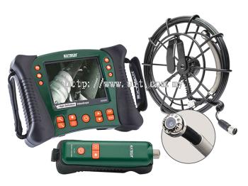 Industrial HDV-Series Borescope Cameras - Extech HDV650W-10G