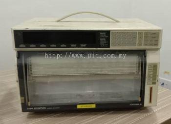 Used Yokogawa HR2300 Hybrid Recorder