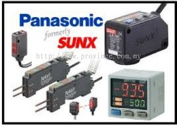 Panasonic & Sunx PhotoSensor