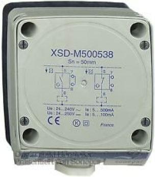 Telemecanique XSD Sensor