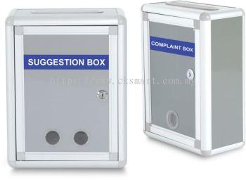 SUGGESTION / COMPLAINT BOX