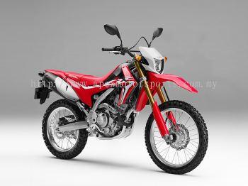 New CRF 250L